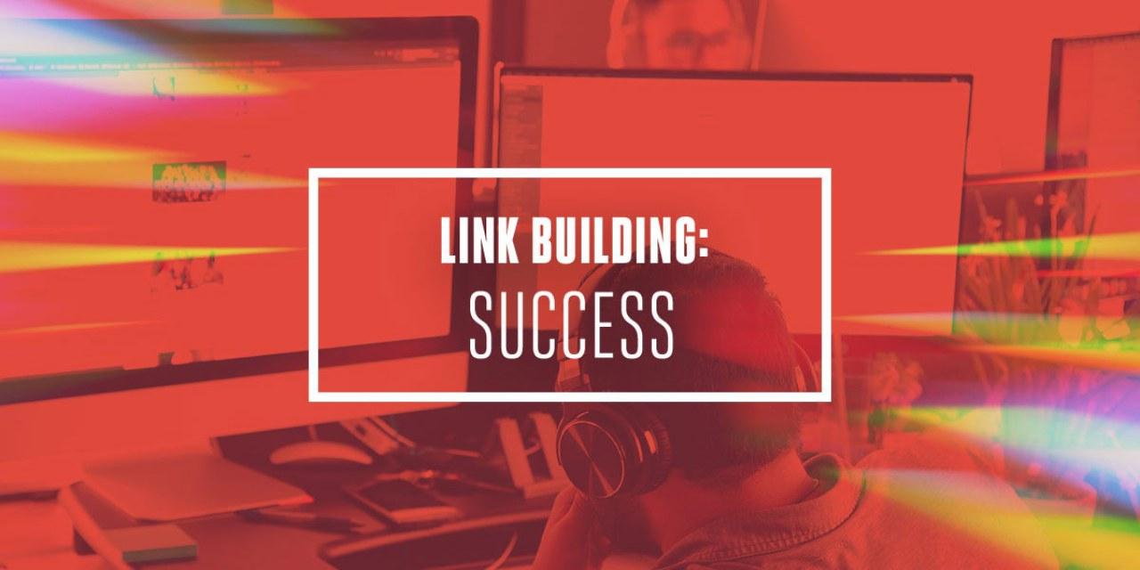 test campagna link building