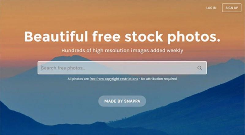siti per scaricare-immagini senza copyright